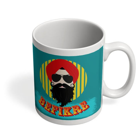 Befikre cool coffee mugs