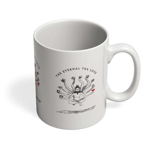 Tea Lovers Coffee Mug