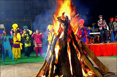Happy Lohri : Lohri Celebration Ideas