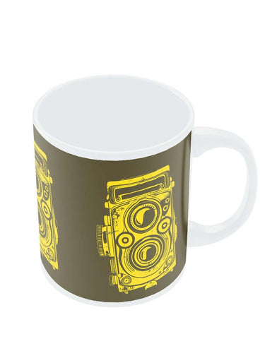 Cool Coffee Mug - Camera