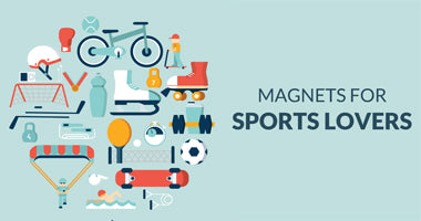 Buy Your Favourite Sports Magnets for Motivational Boost Online In India |  PosterGuy