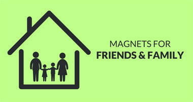 Buy Fridge Magnets for Friends & Family Online in India | Cool Gift Magnets Online n India | PosterGuy