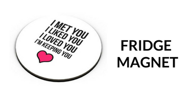 Buy Valentine's day Fridge magnet Online in India | PosterGuy. 
