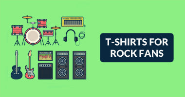 Buy T-Shirts for Music Lovers | T-shirts Online India | PosterGuy