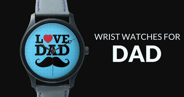 Buy Wrist Watches for Dad Online in India | Father's Day