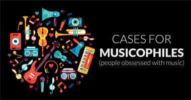 Buy Mobile Cases and Covers for Music Lovers | PosterGuy