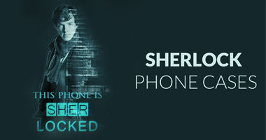 Buy Sherlock Holmes iPhone Case | Mobile Cases and Covers Online In India | PosterGuy
