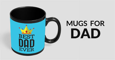Buy Coffee Mugs for Dad | Father's Day Gifts Online in India | PosterGuy