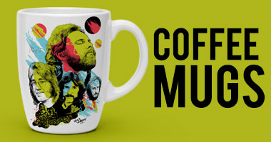 Buy funny & cool coffee mugs by RJ Artworks Online in India | PosterGuy