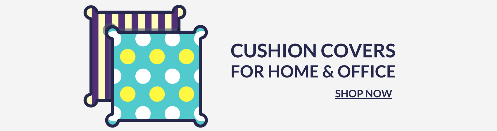 Buy Cushion Covers For Home Online In India | PosterGuy