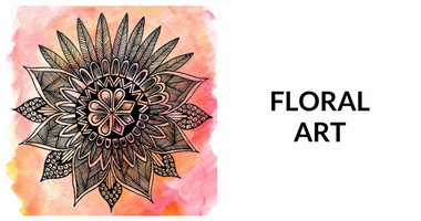 Online shopping for floral art posters, framed posters , fridge magnet, coaster, Coffee mug in India at POsterguy