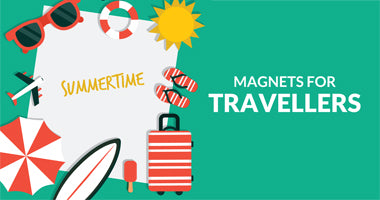 Buy Magnets for Travellers/ Travel Online In India | PosterGuy
