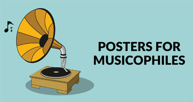 Buy Music Posters Online In India