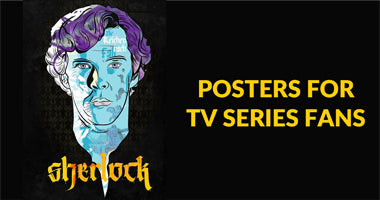 Buy TV Series POsters Online India | PosterGuy