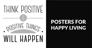 Buy Posters For happy Living Online In India PosterGuy