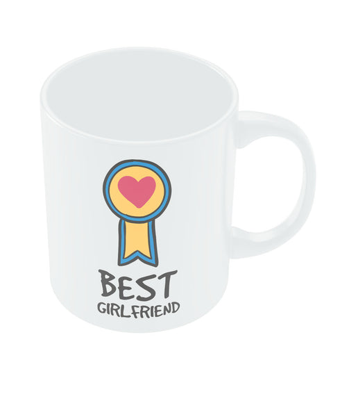 Best Girlfriend Valentine's Day Coffee Mug Online India
