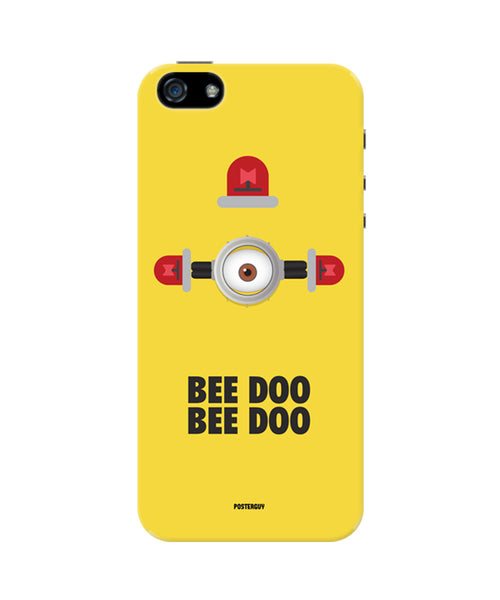Bee Doo Bee Doo iPhone 5/5S Case