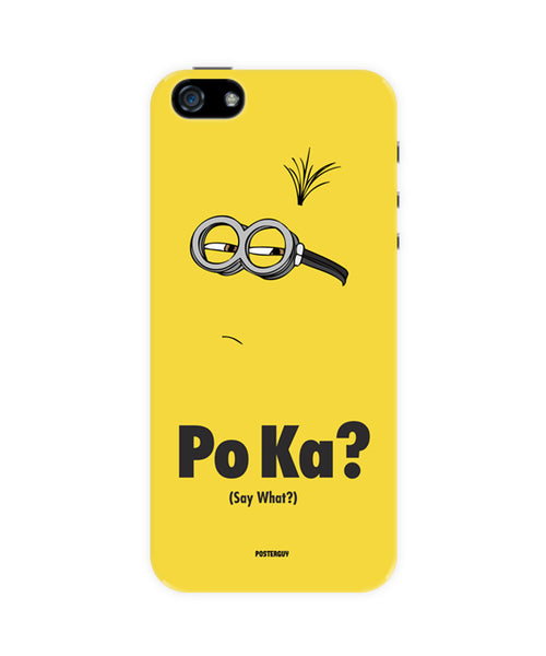 Poka iPhone 5/5S Case