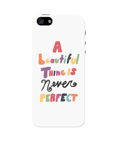 A Beautiful Thing iPhone 5/5S Case