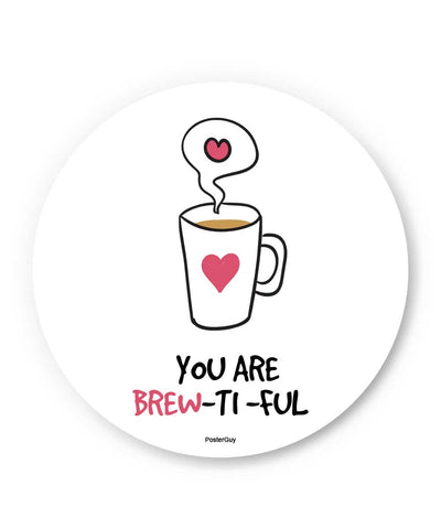 You are so Beautiful Valentine's Day Fridge Magnet Online India