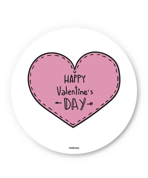 Happy Valentine's Day Fridge Magnet Online India