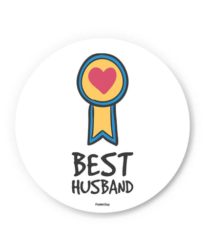 Best Husband Valentine's Day Fridge Magnet Online India