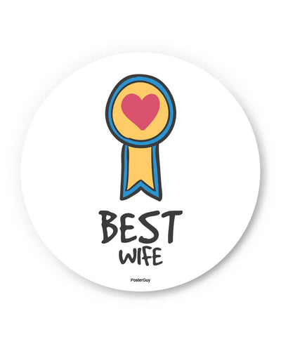 Best Wife Valentine's Day Fridge Magnet Online India