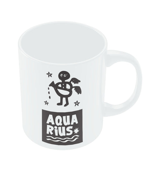 Aquarius | Zodiac Sign Gifts  Coffee Mug Online India