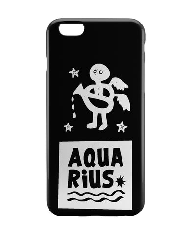 iPhone 6 Case & iPhone 6S Case | Aquarius | Zodiac Sign Gifts  iPhone 6 | iPhone 6S Case Online India | PosterGuy