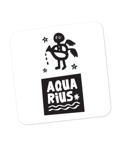 Aquarius | Zodiac Sign Gifts  Coaster Online India