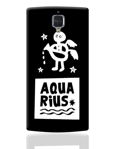 Aquarius | Zodiac Sign Gifts  OnePlus 3 Cover Online India