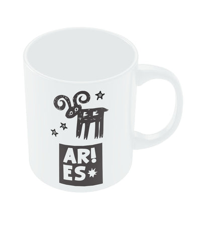 Aries | Zodiac Sign Gifts  Coffee Mug Online India
