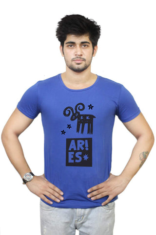 Buy Funny T-Shirts Online India | Aries | Zodiac Sign Gifts T-Shirt Funky, Cool, T-Shirts | PosterGuy.in