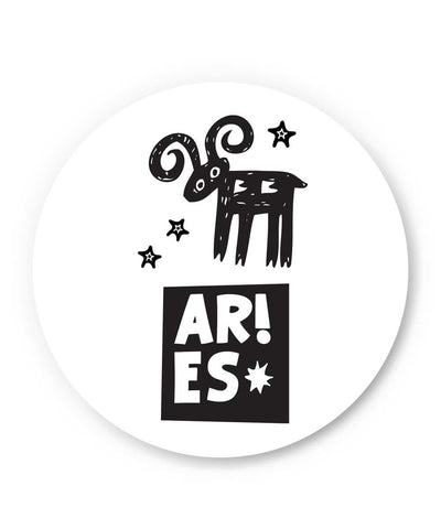 Aries | Zodiac Sign Gifts  Fridge Magnet Online India