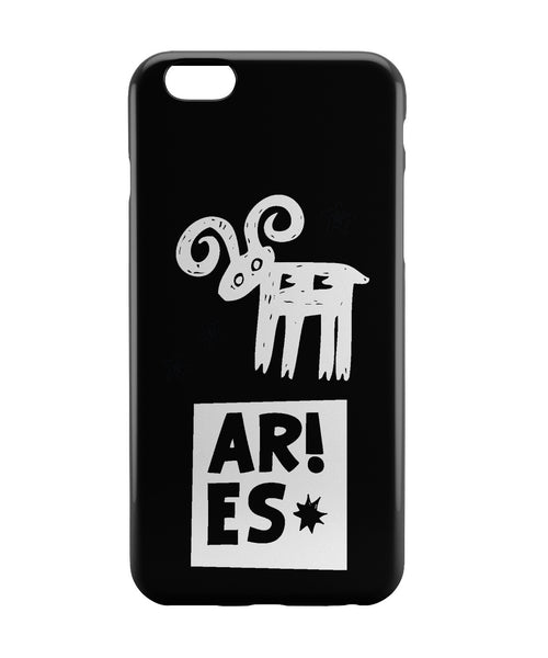 iPhone 6 Case & iPhone 6S Case | Aries | Zodiac Sign Gifts  iPhone 6 | iPhone 6S Case Online India | PosterGuy