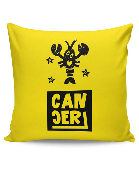 PosterGuy | Cancer Purple Zodiac Sign Gifts Cushion Cover Online India