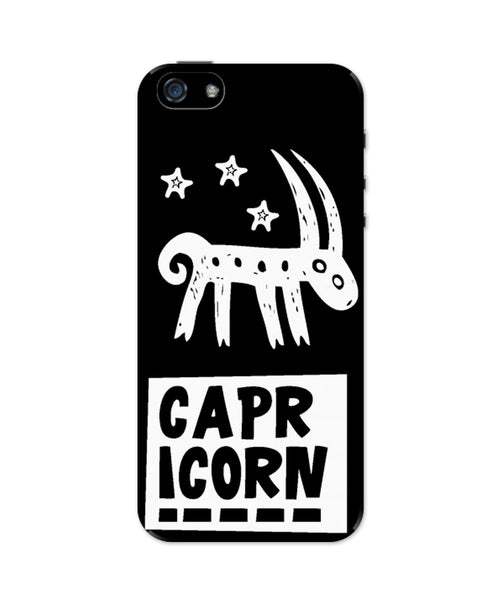 Capricorn | Zodiac Sign Gifts  iPhone 5 / 5S Case