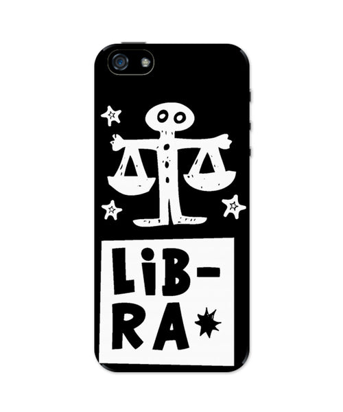 Libra | Zodiac Sign Gifts  iPhone 5 / 5S Case