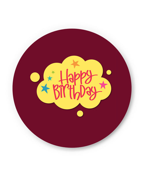 Happy Birthday  Fridge Magnet Online India