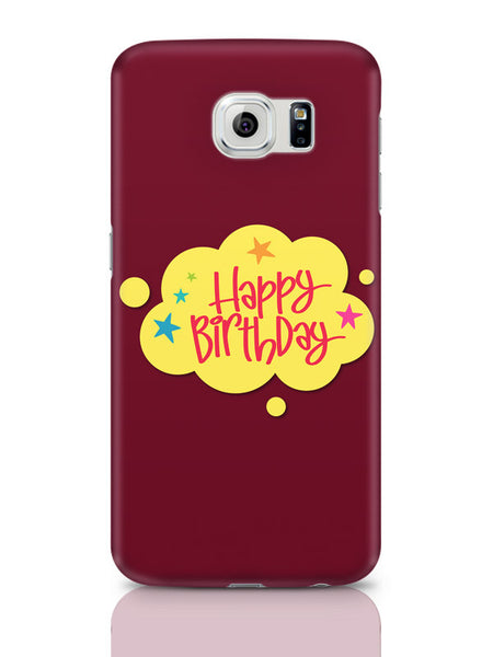Samsung Galaxy S6 Covers & Cases | Happy Birthday Samsung Galaxy S6 Covers & Cases Online India