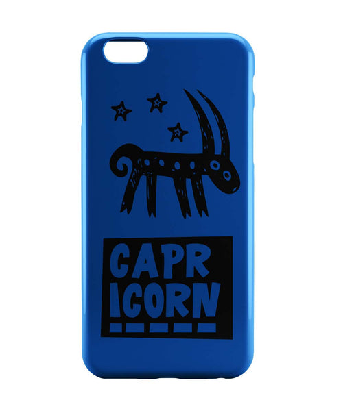 iPhone 6 Case & iPhone 6S Case | Capricorn Dark Blue | Zodiac Sign Gifts  iPhone 6 | iPhone 6S Case Online India | PosterGuy