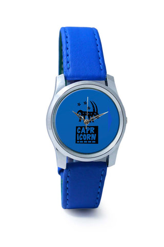 Women Wrist Watches India | Capricorn Dark Blue | Zodiac Sign Gifts  Wrist Watch Online India