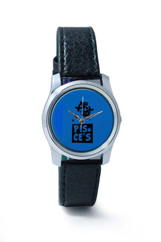 Women Wrist Watches India | Pisces Blue | Zodiac Sign Gifts  Wrist Watch Online India
