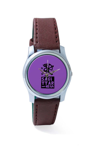 Women Wrist Watches India | Saggitarius Purple | Zodiac Sign Gifts  Wrist Watch Online India