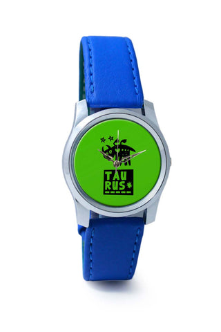 Women Wrist Watches India | Taurus Green | Zodiac Sign Gifts  Wrist Watch Online India