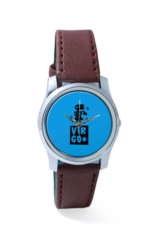 Women Wrist Watches India | Virgo Blue | Zodiac Sign Gifts  Wrist Watch Online India
