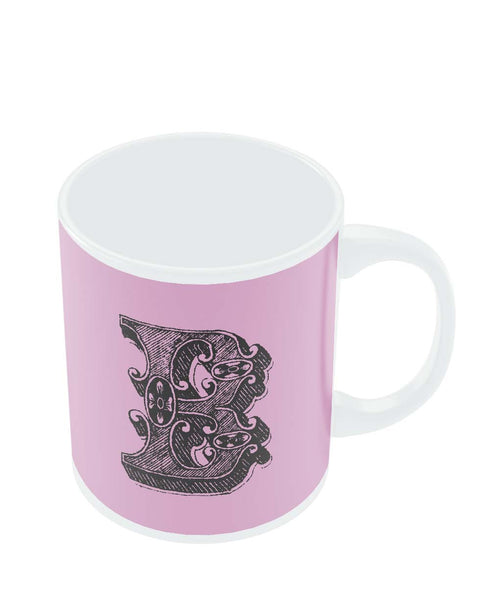 Alphabet B Coffee Mug Online India