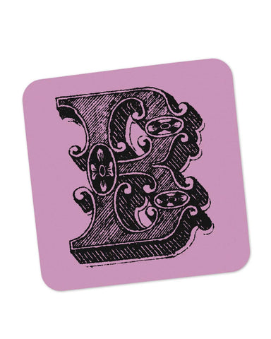 Coasters | Alphabet B Coaster 1013418329 Online India | PosterGuy.in