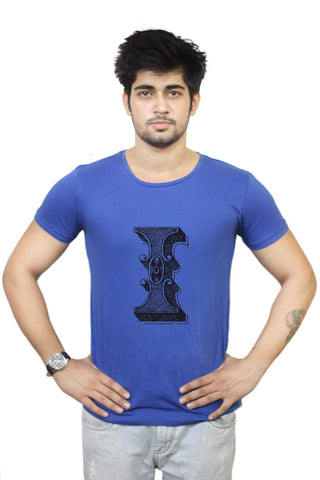 Buy Funny T-Shirts Online India | Alphabet I T-Shirt Funky, Cool, T-Shirts | PosterGuy.in
