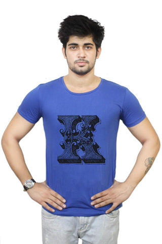 Buy Funny T-Shirts Online India | Alphabet K T-Shirt Funky, Cool, T-Shirts | PosterGuy.in